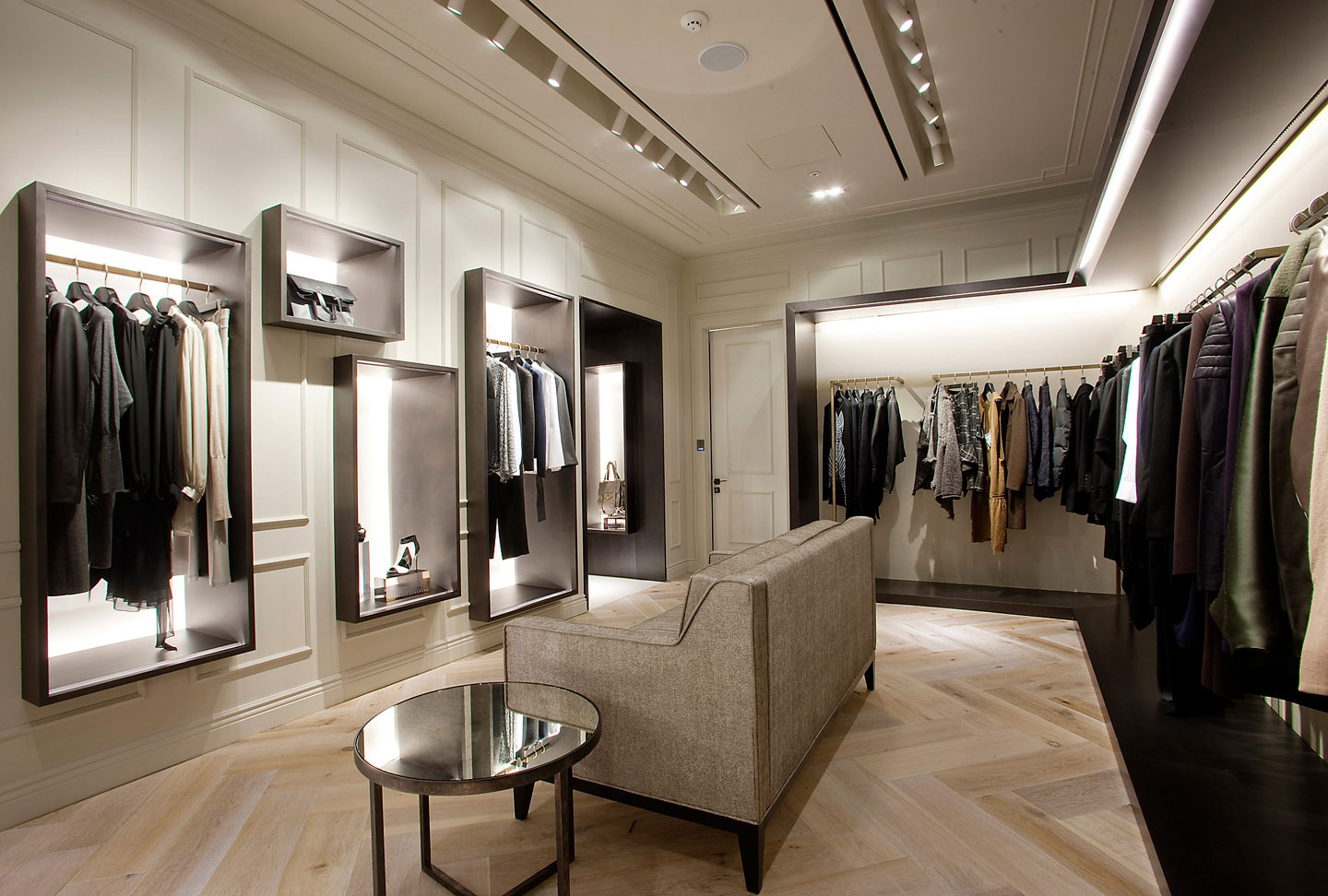 SHINSEGAE BOON THE SHOP  Jeffrey Hutchison  Associates