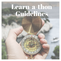 Learn-a-thon Guidelines