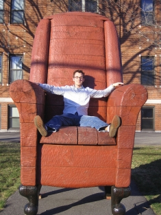 big chair