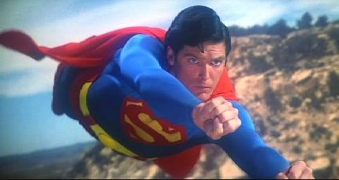 superman- the movie 1978 flying
