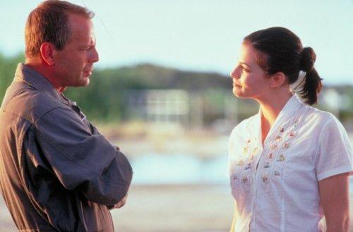 Armageddon movie Bruce Willis and Liv Tyler