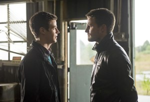 Arrow Flash crossover - Bary Allen and Oliver Queen