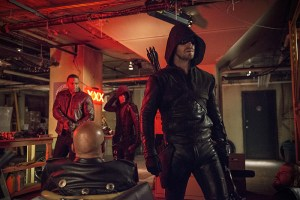 Arrow - Episode 3.08 - The Brave and the Bold - Diggle, Arsenal and Arrow