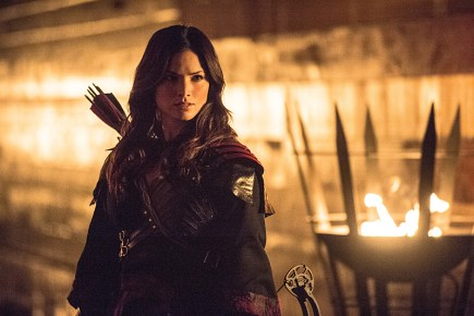 Arrow - The Climb - Nyssa
