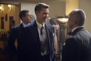 Agent Carter - Chad Michael Murray as Jack Thompson