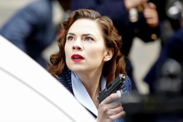Agent Carter - Valediction - Hayley Atwell Peggy Carter