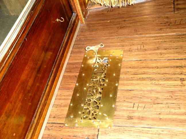 27 Steampunk Floor Register