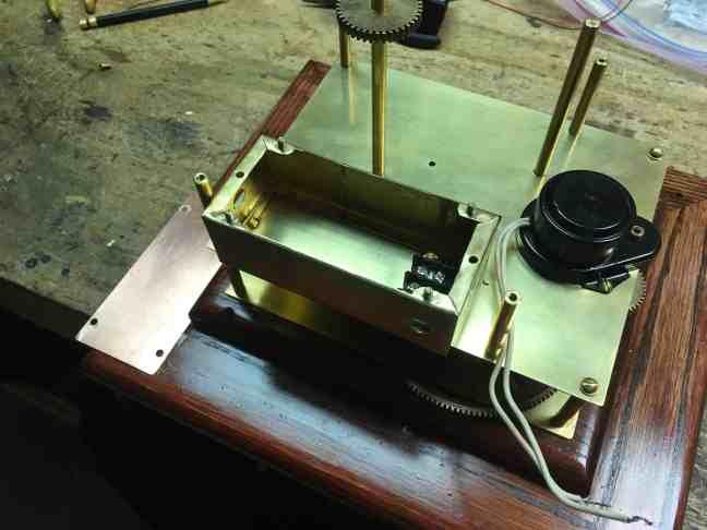 Orrery Electrical Box 9