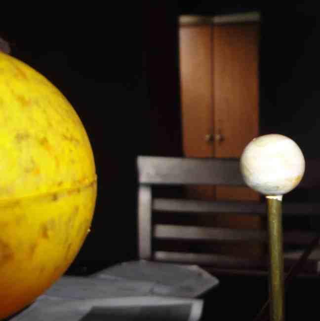 Venus Sun