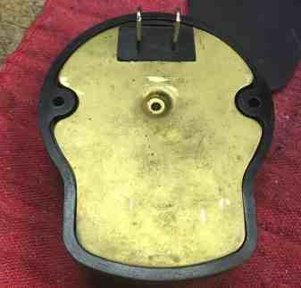 18-brass plate + plug fit