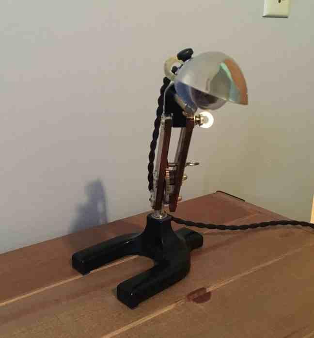 94 Steanpunk lamp 2