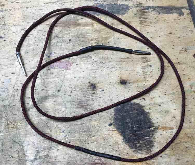 68 faradic cable repair