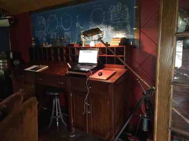 Steampunk Computer station 2
