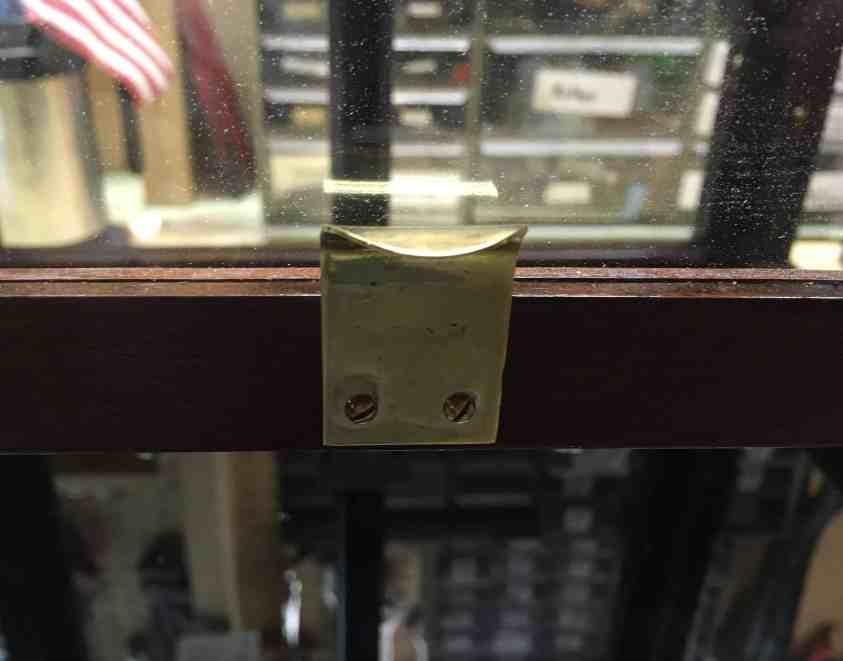 8k Door Handle Intalled