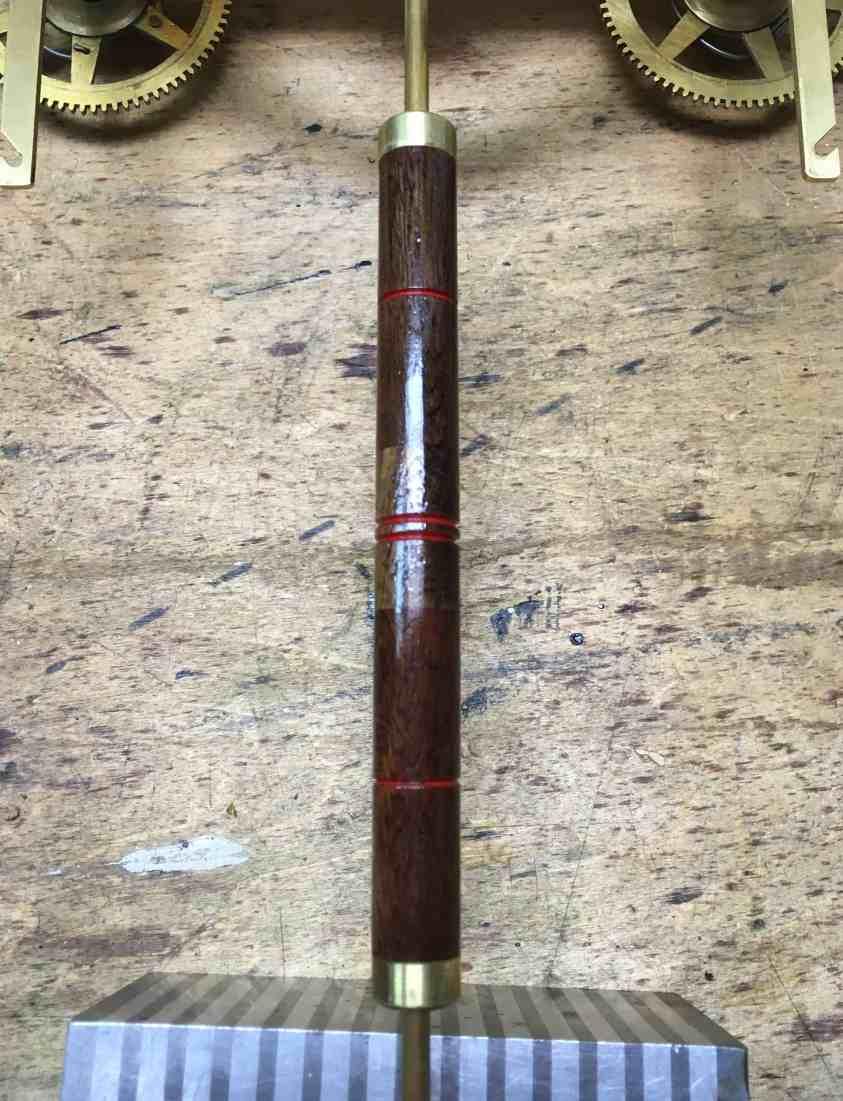 47n varnished shaft
