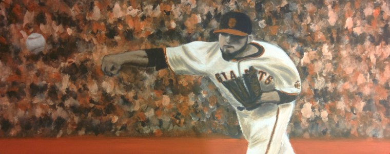 Sergio Romo as SF Giant