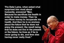 health quote Dalai Lama
