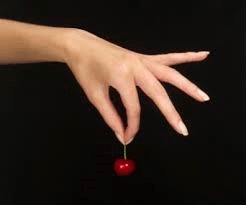 fingers cherry picking