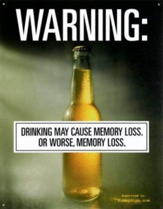 memory-loss alcohol