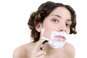 hirsuit woman_shaving.70164657
