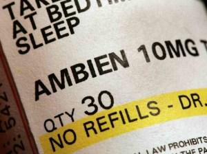 sedative ambien