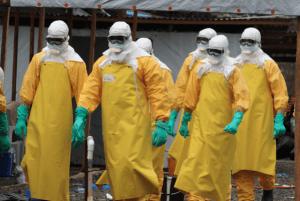 ebola virus PPE outbreak