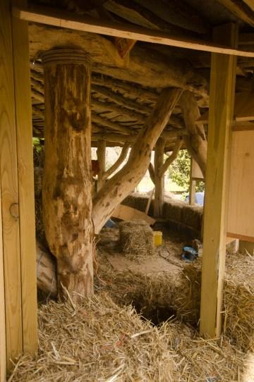 lovely timber work be Ben