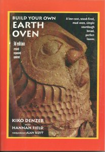 earthen oven natural building books