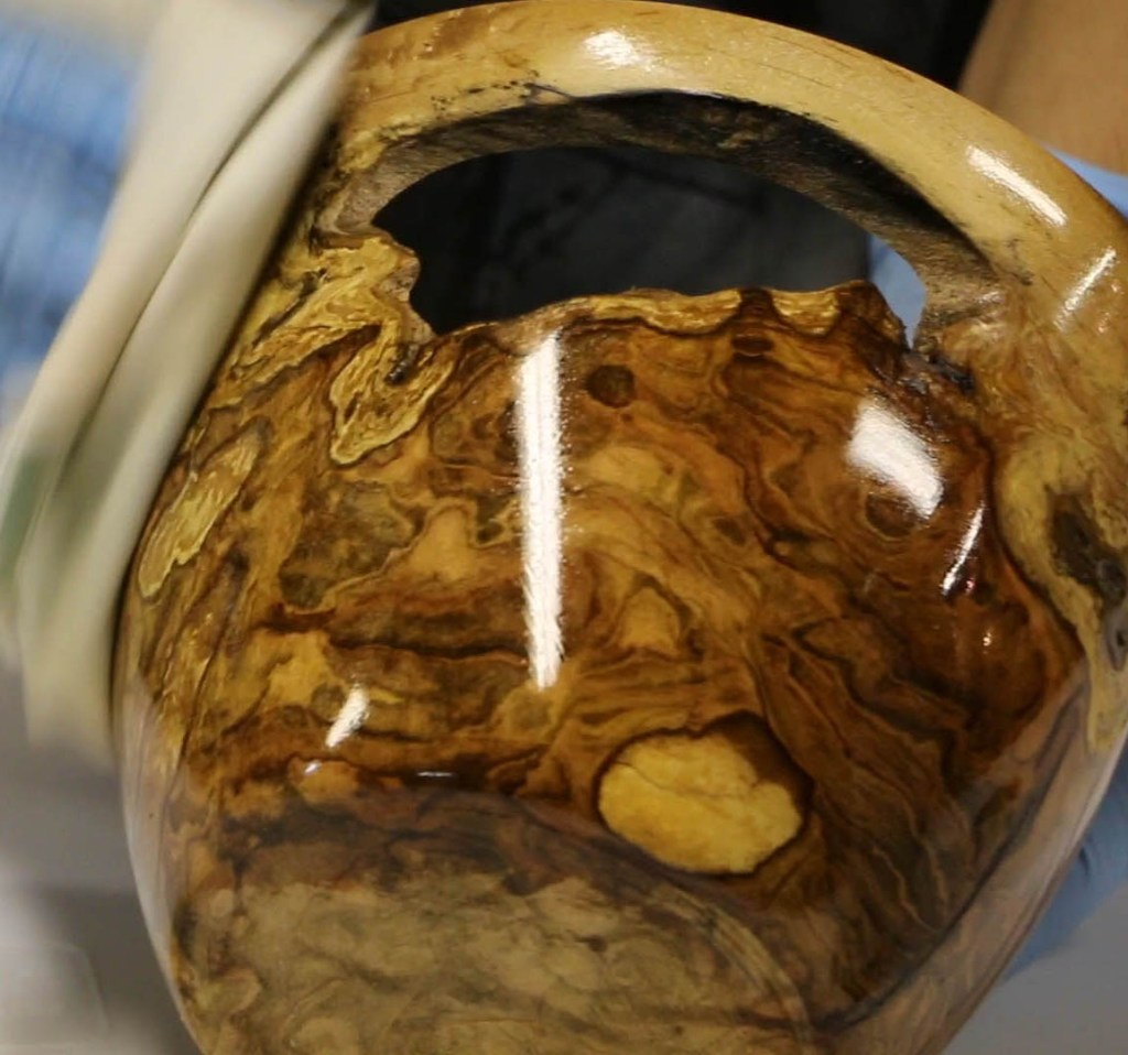 Burl Bowl Turning