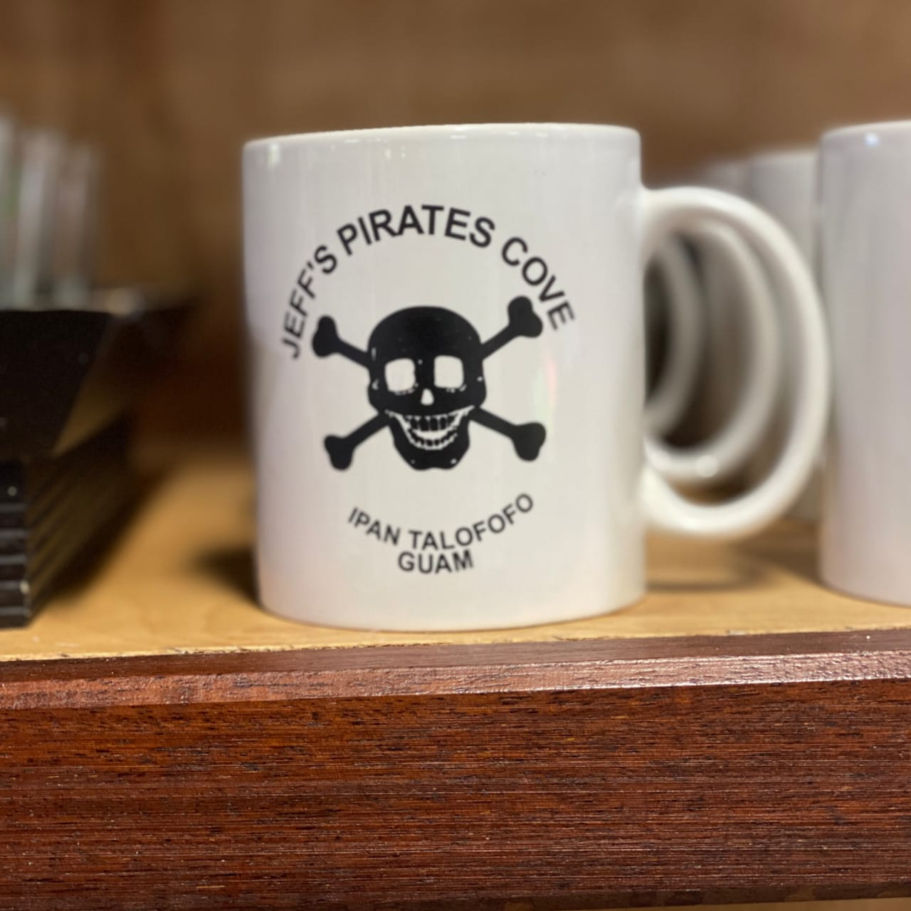 JPC Pirate Mug | Jeffs Pirates Cove Chest