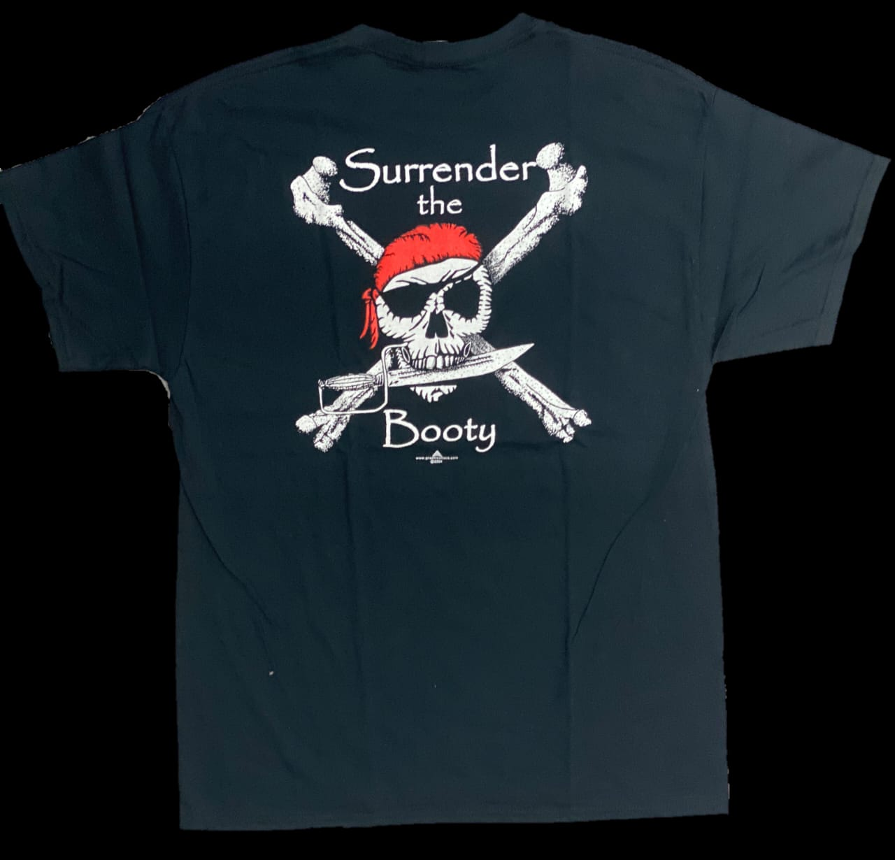 Surrender the Booty | Jeffs Pirates Cove Chest
