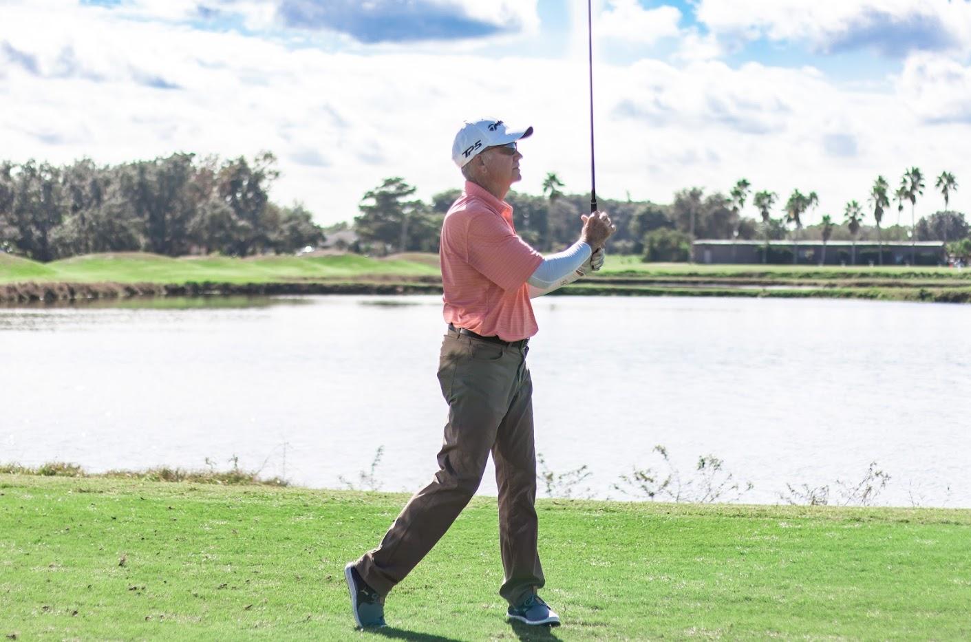 Jeff Symmonds , Orlando Golf Schools