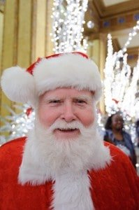 Papa Noel in New Orleans photographed by Jeff Wendorff