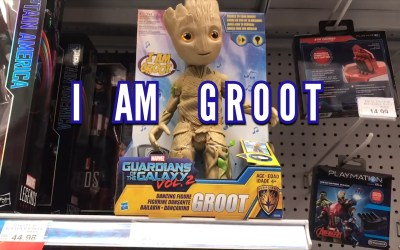 The Rescue of Groot