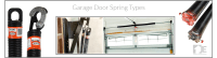 Garage Door Spring Types | JE Garage Doors Repair Blog