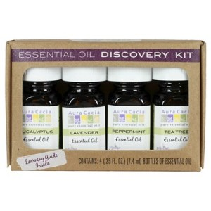 Aromatherapy Oil Bottle SpaRoom® Variety Pack