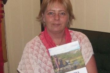 """Vi tok en prat med Siv Nesland som har laget boka """"Jegerens Minnebok"""""""