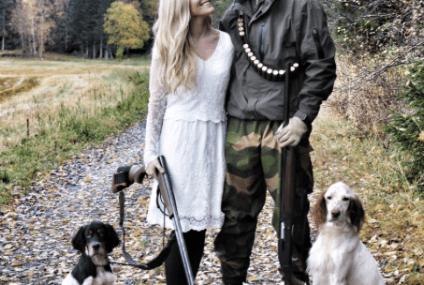 Irène og Ole Morten Rømo er et ektepar med en flott felles interesse