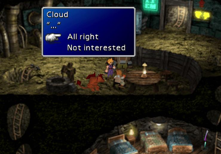 Final Fantasy VII Walkthrough Junon