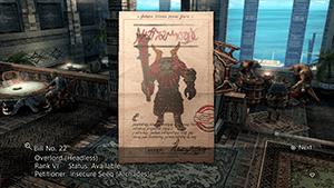 Final Fantasy XII Hunt Index