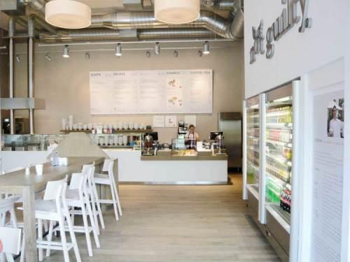 Umbau Restaurant in Oerlikon
