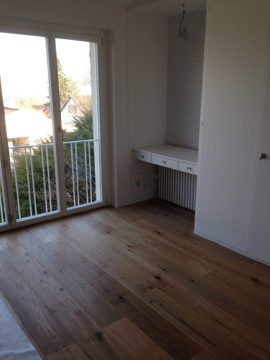 Renovation des Wohnzimmers