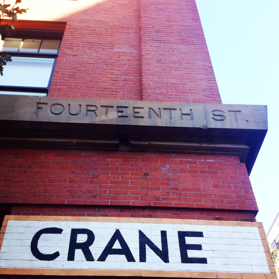 Crane - Jehn Glynn