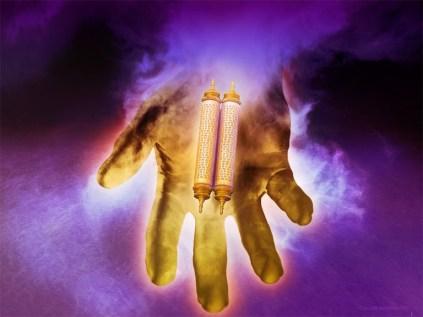 Het profetische woord van Jehovah God opgetekend in de boekrol