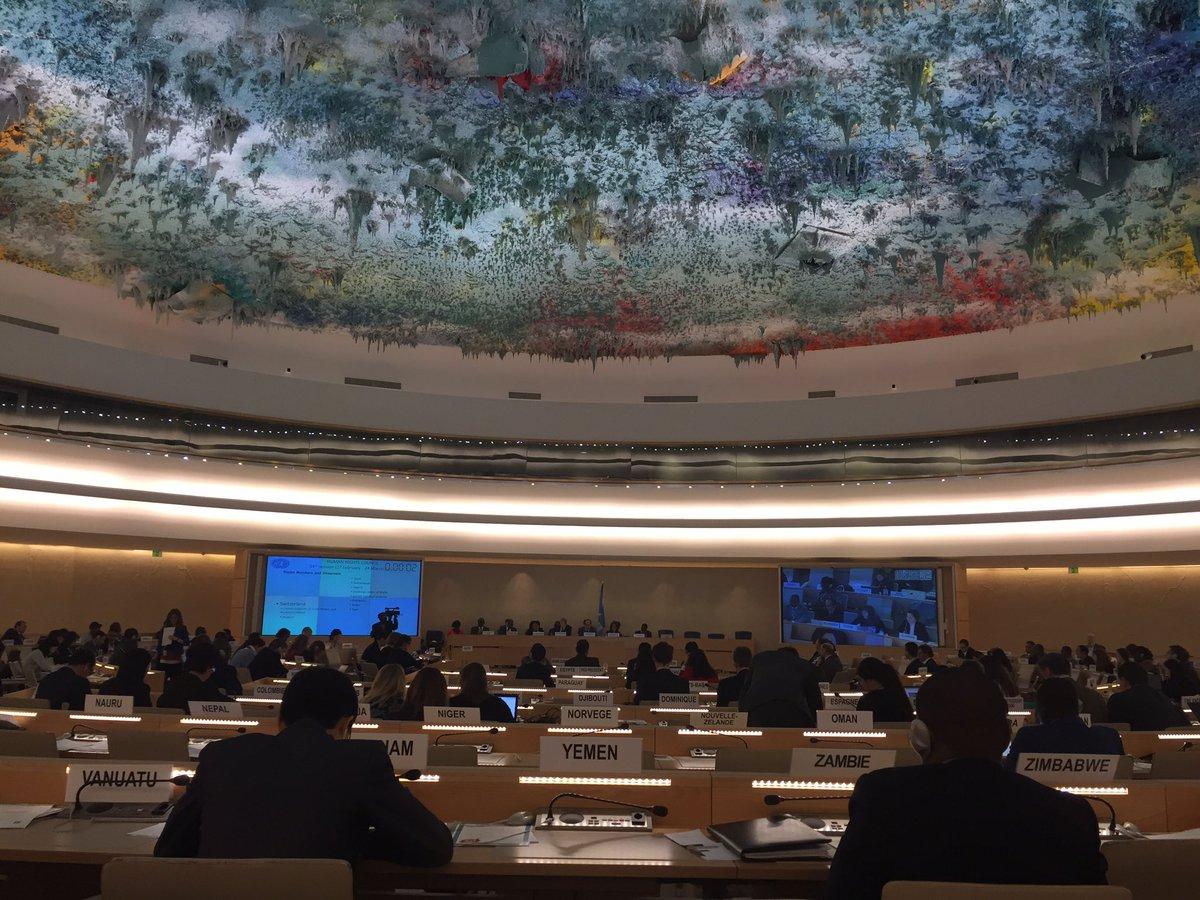Le Conseil des droits de l'homme de l'ONU devrait créer une commission d'enquête sur les violences au Kasaï
