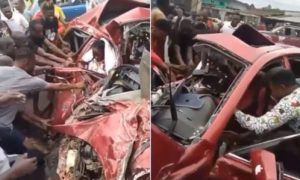 ACCIDENT in Benin