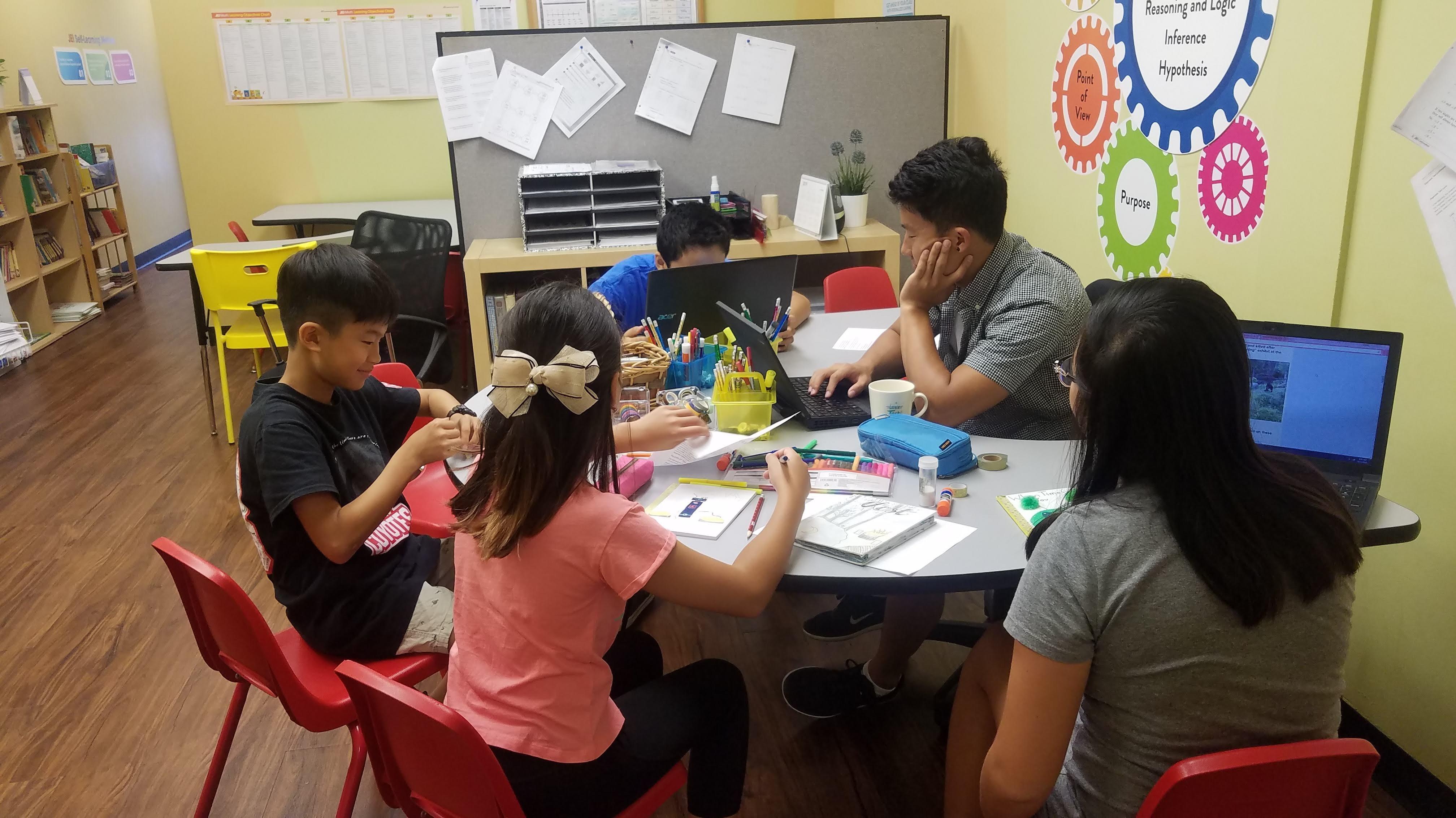 Children and Kids Tutoring Center - JEI Learning Center - San Diego