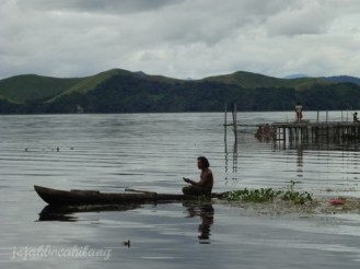 nelayan Danau Sentani