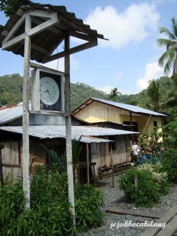 perkampungan Desa Tablanusu