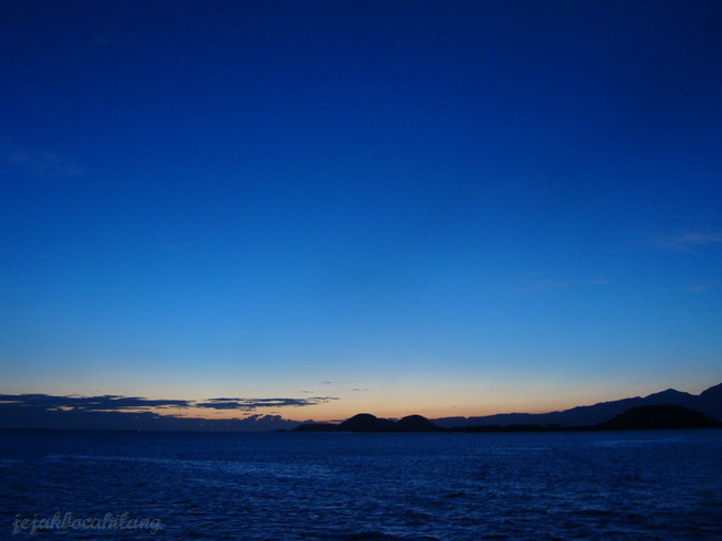 sunrise di Sumbawa